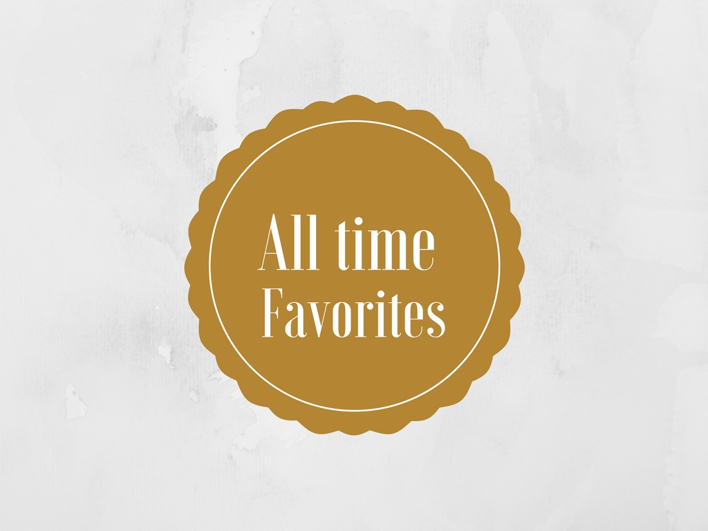 All Time Favorites – Drogerie