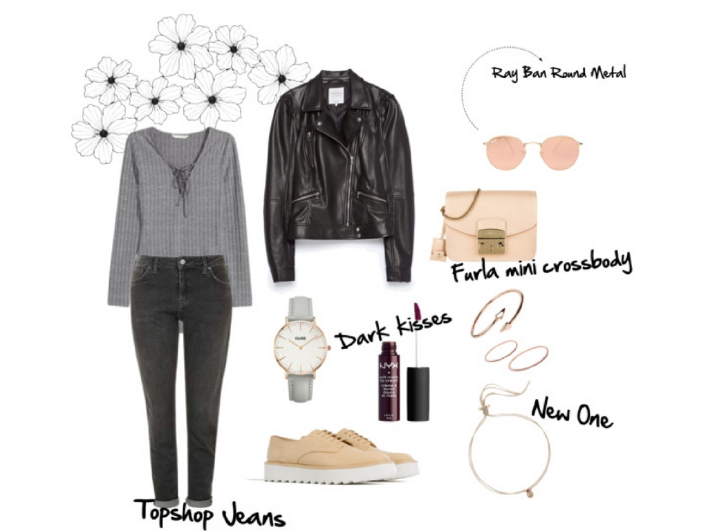 [Wednesday Outfit] Cool vs. Chic
