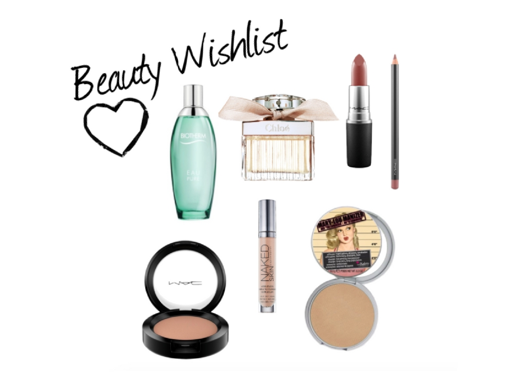 Beauty Wishlist // März 2016