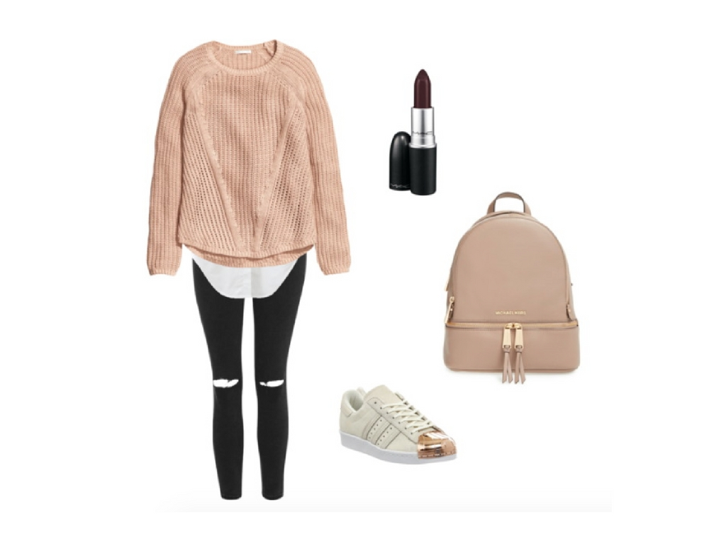 [Wednesday Outfit] Everything rosé