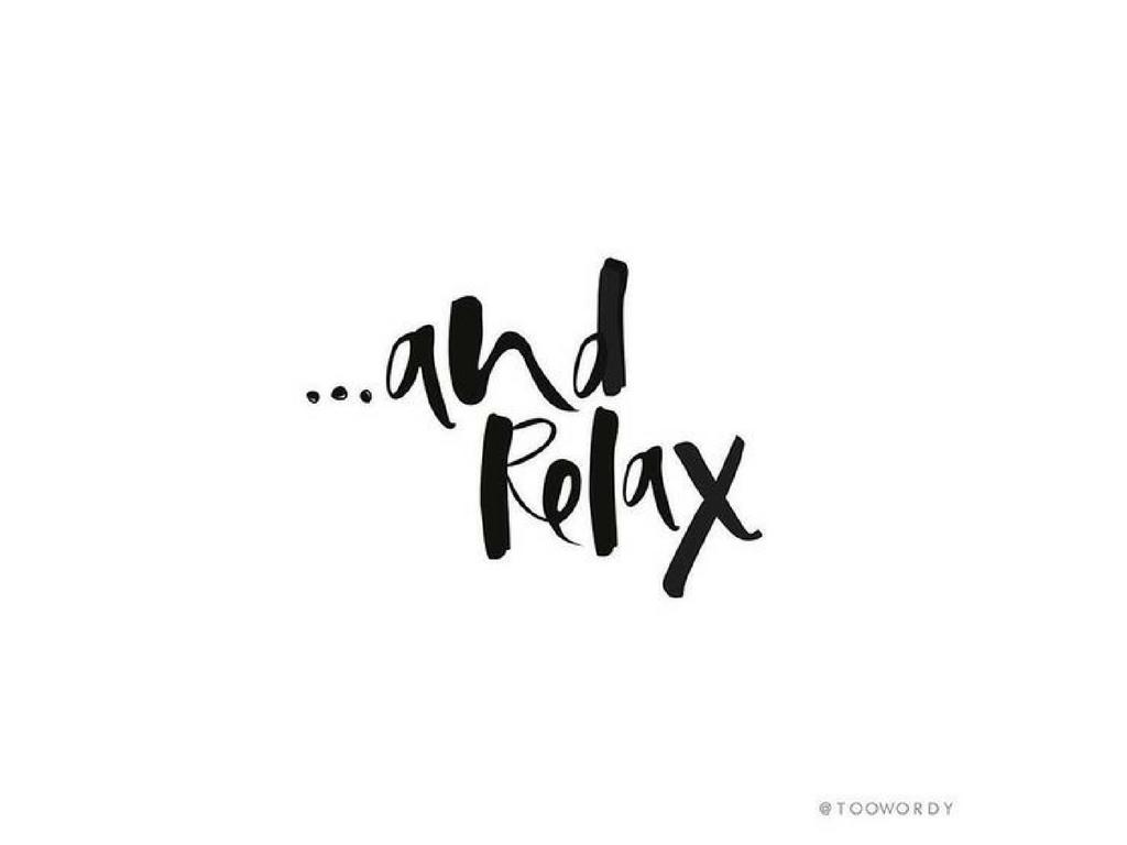 Wie ihr nach einem harten Tag zur Ruhe finden könnt