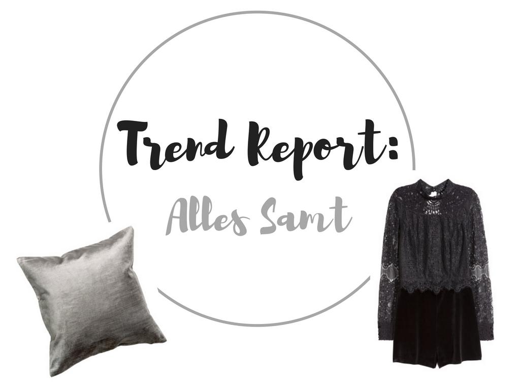 Trend Report: Alles Samt