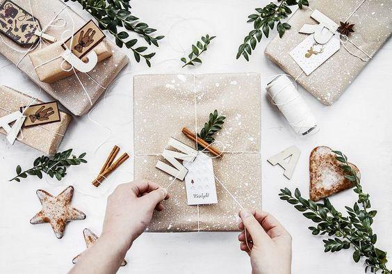 Inspiration: DIY Geschenksverpackung