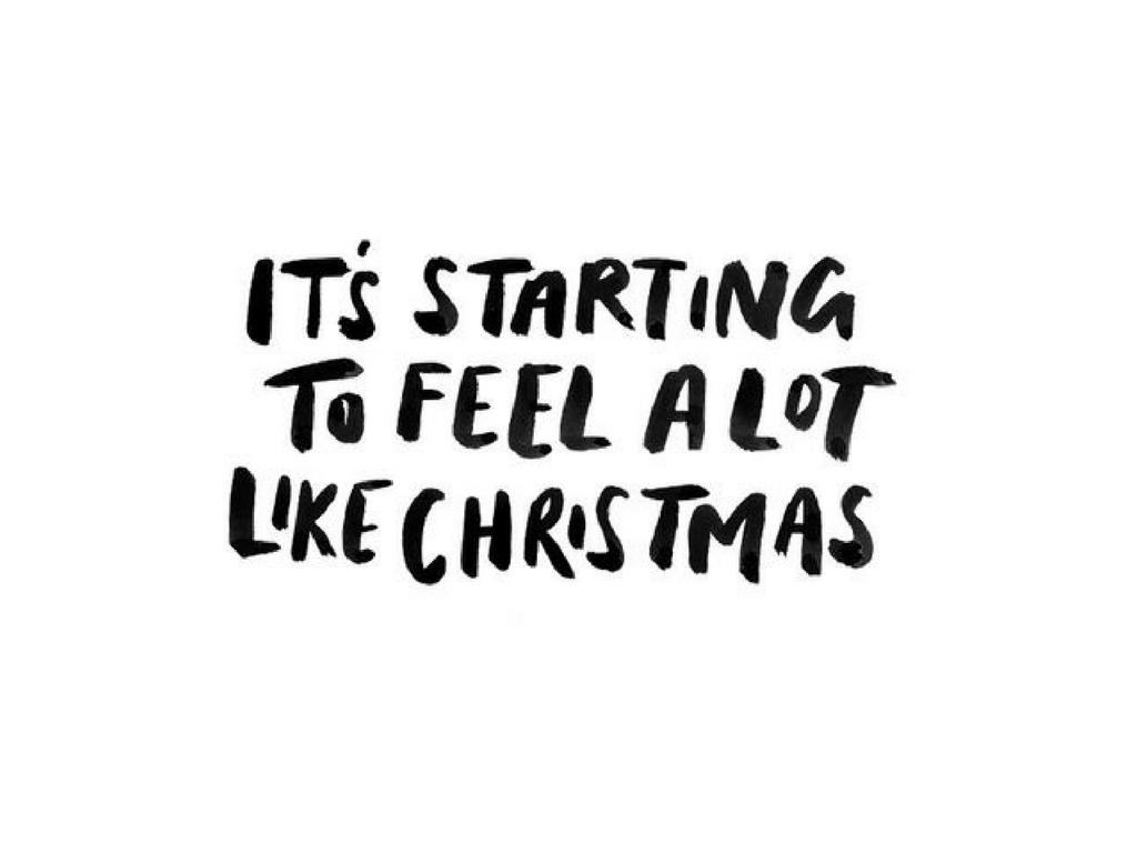 A little bit of.. Christmas Inspo