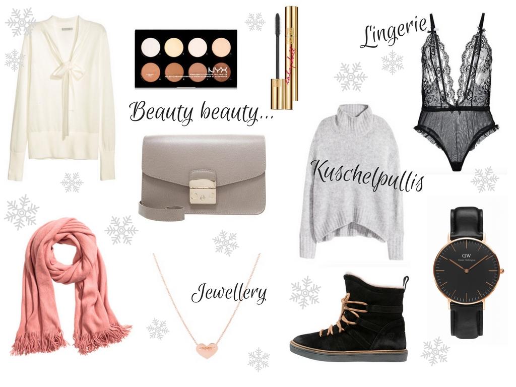 Christmas Shop für SIE + Michalsky Gewinnspiel