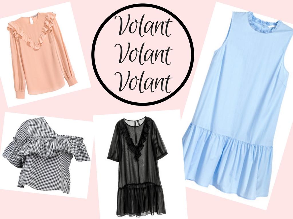 Die schönsten Volant-Pieces