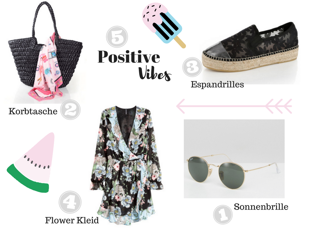 Getting ready for Summer – Meine Essentials