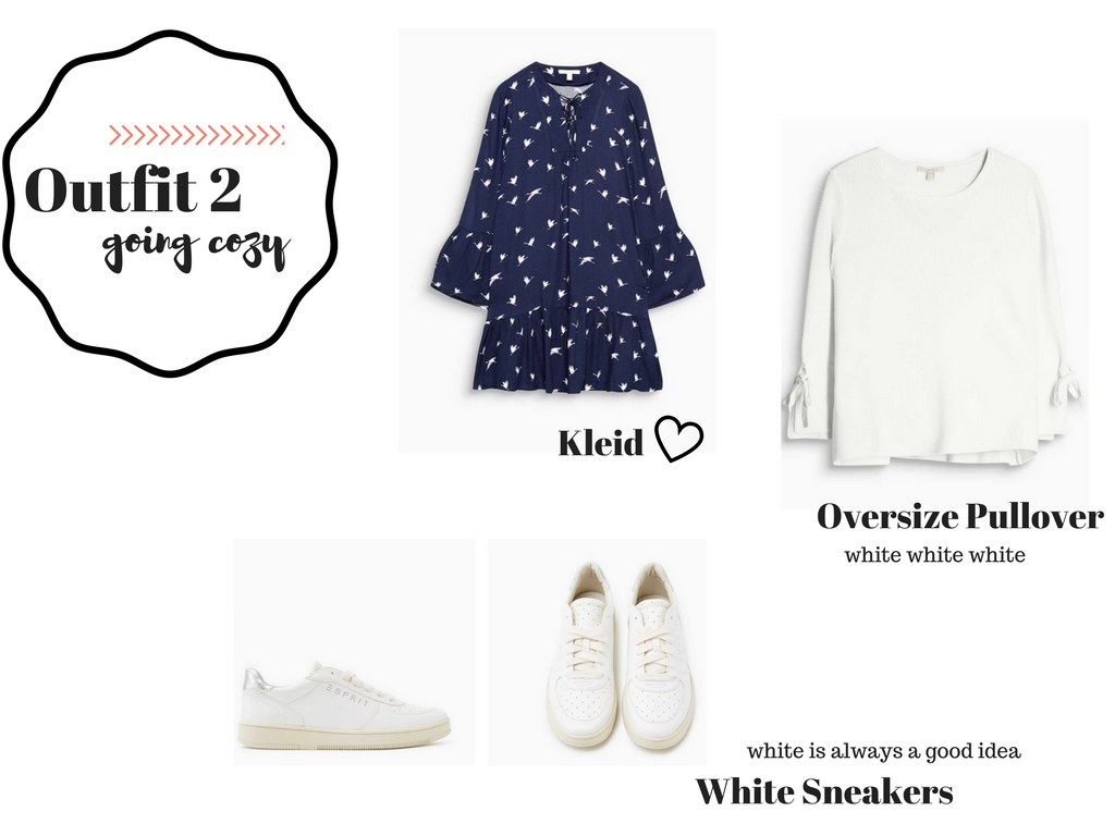 1 Kleid – 3 Outfits