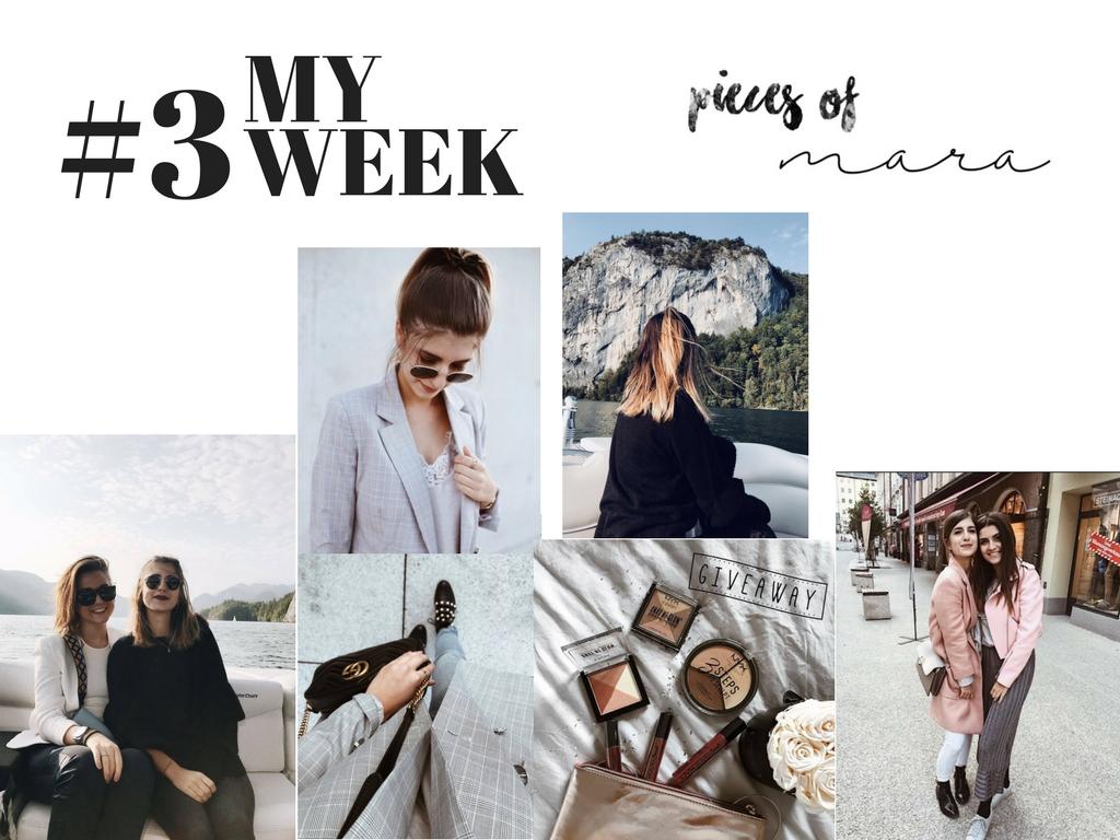 #3 MY WEEK: Girls-Trip, Haarmania 2017, Nyx Gewinnspiel Auslosung