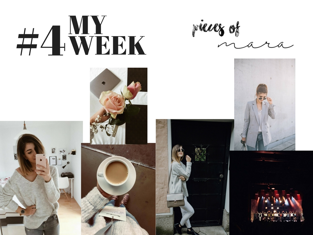 MY WEEK #4: Break the Tango, Blogger-Konferenz & Yoga Pläne