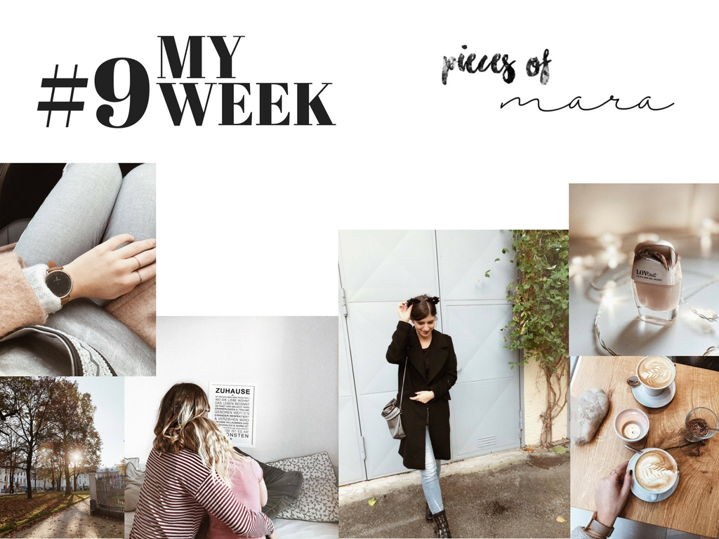 MY WEEK #9: Coffeedates, Halloween, Geschwisterliebe