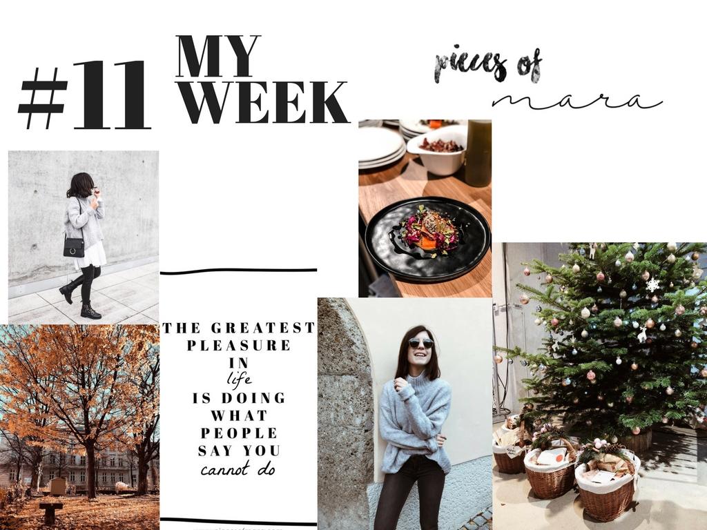 MY WEEK #11: Veränderung, Salzburg Tipp & dm Foodfestival