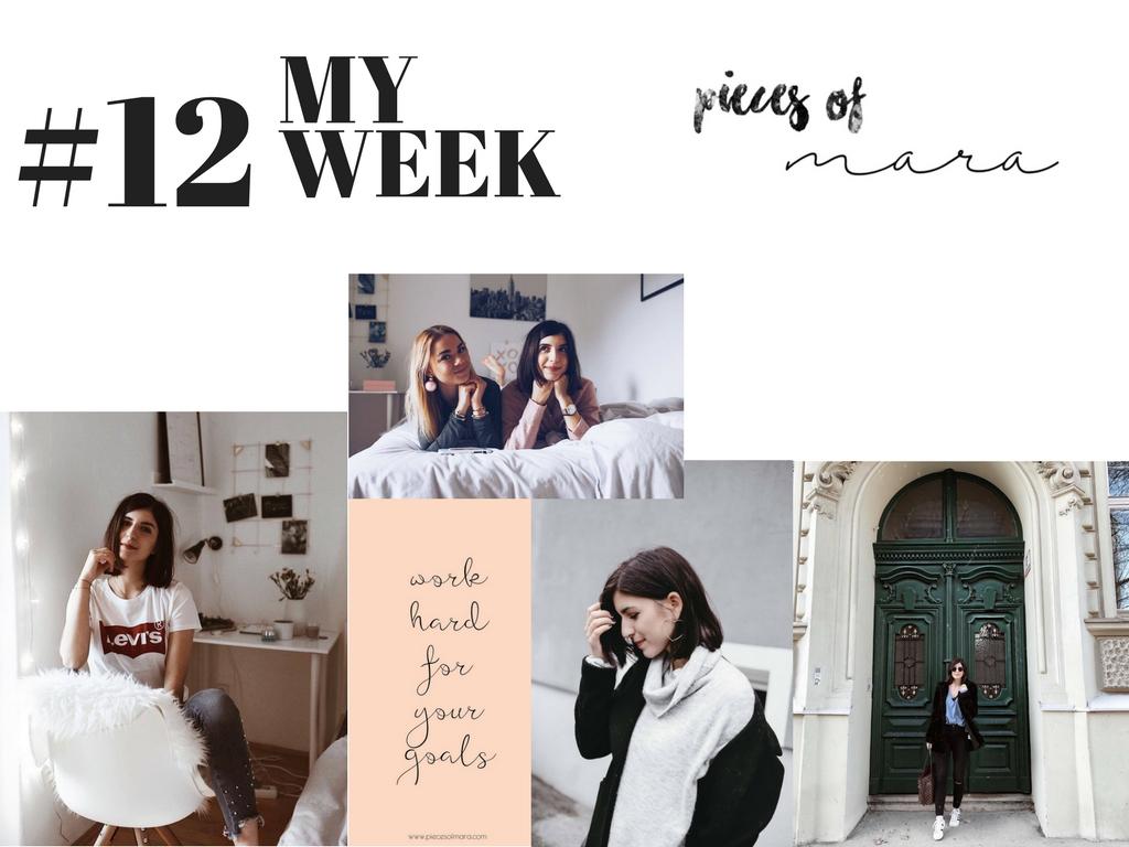 MY WEEK #12: Persönliche Momente & Adventskalender Vorbereitungen