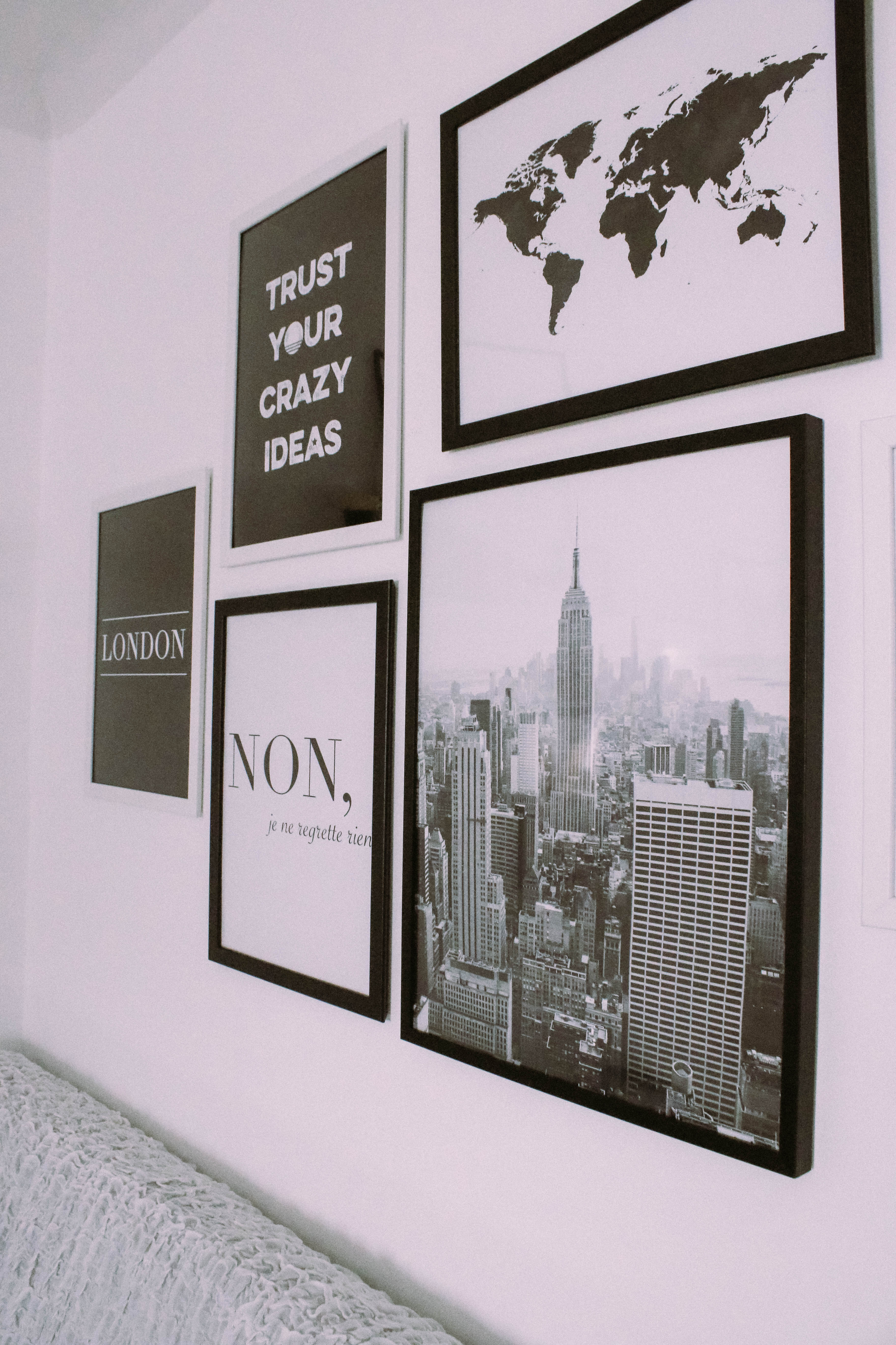 How to: Gallery Wall mit Posterlounge