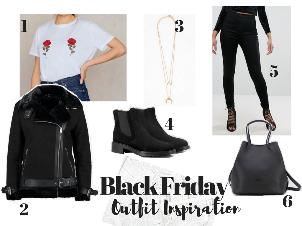Post Black Friday Outfit Inspiration