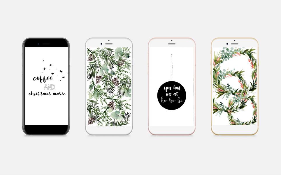 Phone Wallpaper – Christmas Edition