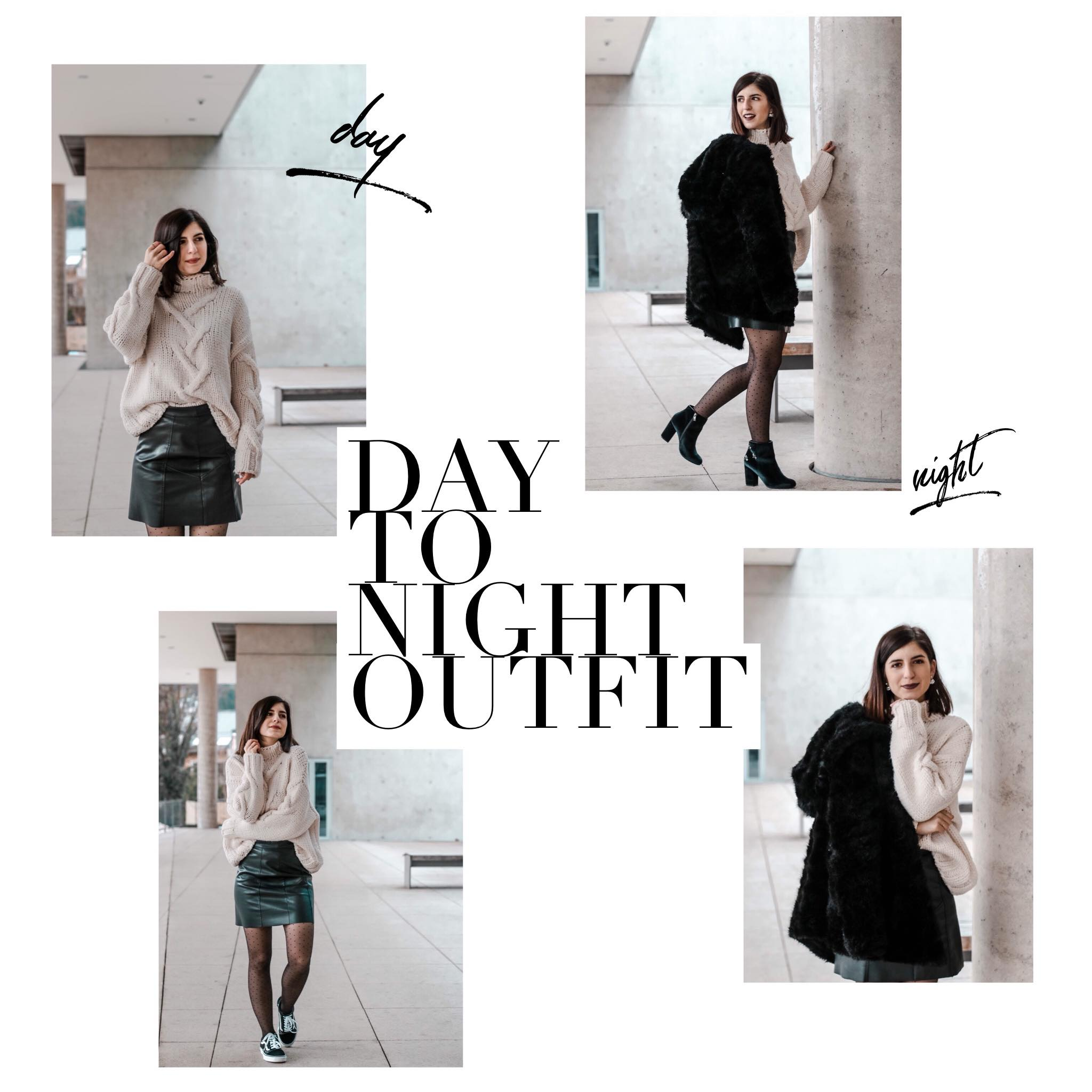 Day to Night Outfit – 8Girls8Views Blogparade