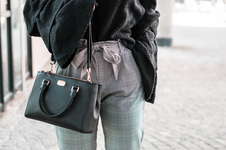 Fashion Frühlingstrend: Karierte Hosen