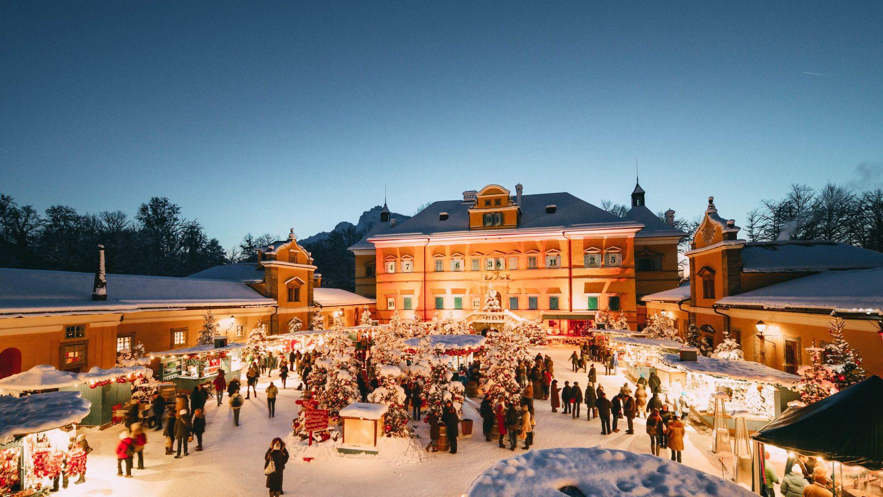 Die schönsten Weihnachtsmärkte in Salzburg